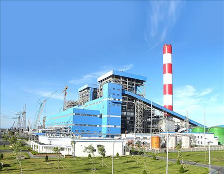 Trang thông tin Tổng Công ty Phát điện 1